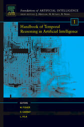 Handbook of Temporal Reasoning in Artificial Intelligence by Michael David Fisher