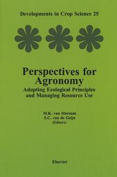 Perspectives for Agronomy by M. K. van Ittersum