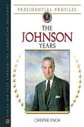 The Johnson Years by Chester Pach