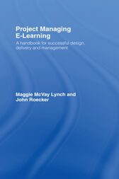 Project Managing E-Learning by Maggie McVay Lynch