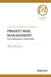 Project Risk Management by Tim Boyce