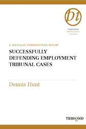 Download Ebook Successfully Defending Employment Tribunal Cases (2nd ed.) by Dennis Hunt Pdf