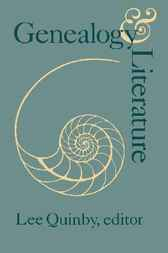 Genealogy and Literature by Lee Quinby