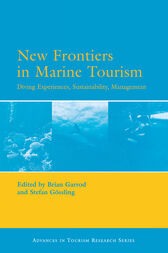 New Frontiers in Marine Tourism by Brian Garrod