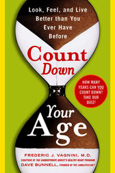 Count Down Your Age by Frederic J. Vagnini