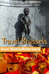 Travel Brussels, Belgium by MobileReference
