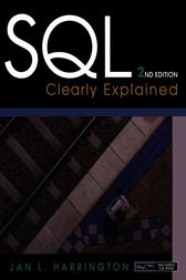 SQL Clearly Explained by Jan L. Harrington
