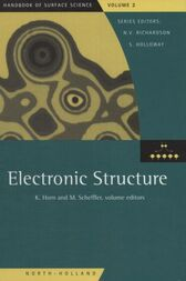 Electronic Structure by K. Horn