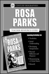 Rosa Parks TRG by Kent Publishing