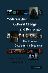 Modernization, Cultural Change, and Democracy by Ronald Inglehart