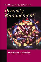 The Managers Pocket Guide to Diversity Management by Edward Hubbard