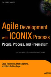Agile Development with ICONIX Process by Don Rosenberg