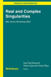 Real and Complex Singularities by Jean-Paul Brasselet