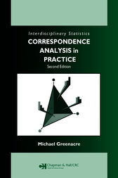 Correspondence Analysis in Practice, Second Edition by Michael Greenacre