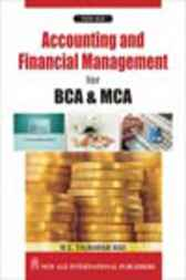Download Ebook Accounting and Financial Management for BCA & MCA by M.E. Thukaram Rao Pdf