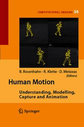 Human Motion by Bodo Rosenhahn