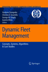 Dynamic Fleet Management: Concepts, Systems, Algorithms & Case Studies