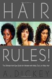Hair Rules! by Anthony Dickey