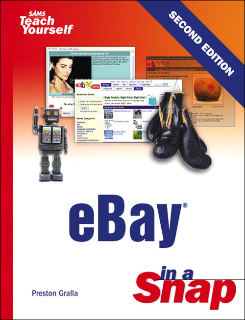 Download Ebook eBay in a Snap (2nd ed.) by Preston Gralla Pdf