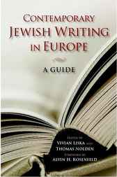 Contemporary Jewish Writing in Europe by Vivian Liska