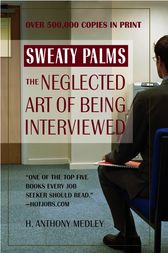Sweaty Palms by H. Anthony Medley