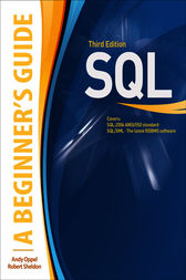 SQL: A Beginner's Guide, Third Edition by Andy Oppel