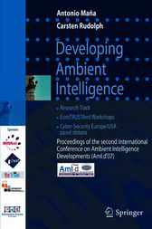 Developing Ambient Intelligence by Carsten Rudolph