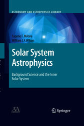 Solar System Astrophysics: Background Science and the Inner Solar System