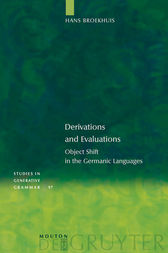 Derivations and Evaluations by Hans Broekhuis