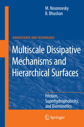 Multiscale Dissipative Mechanisms and Hierarchical Surfaces by Michael Nosonovsky