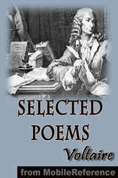 Selected Poems by Voltaire