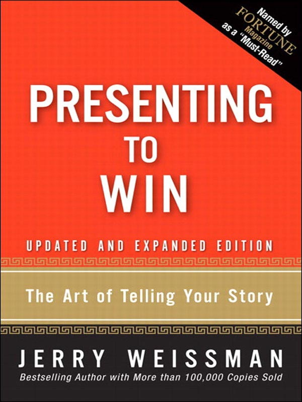 Download Ebook Presenting to Win by Jerry Weissman Pdf