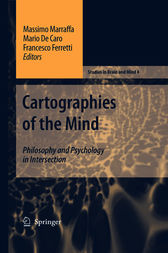 Cartographies of the Mind by Massimo Marraffa