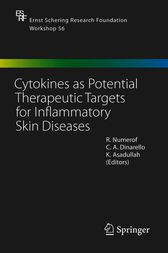 Cytokines as Potential Therapeutic Targets for Inflammatory Skin Diseases by R. Numerof