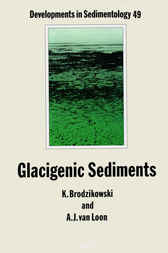 Glacigenic Sediments by K. Brodzikowski
