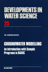 Groundwater Modelling by W. Kinzelbach