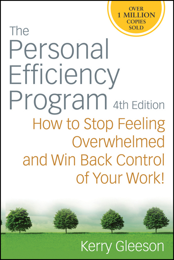 Download Ebook The Personal Efficiency Program (4th ed.) by Kerry Gleeson Pdf