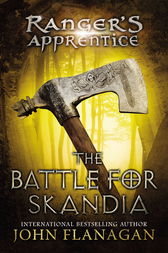 The Battle for Skandia by John A. Flanagan