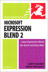 Microsoft Expression Blend 2 for Windows by Corey Schuman
