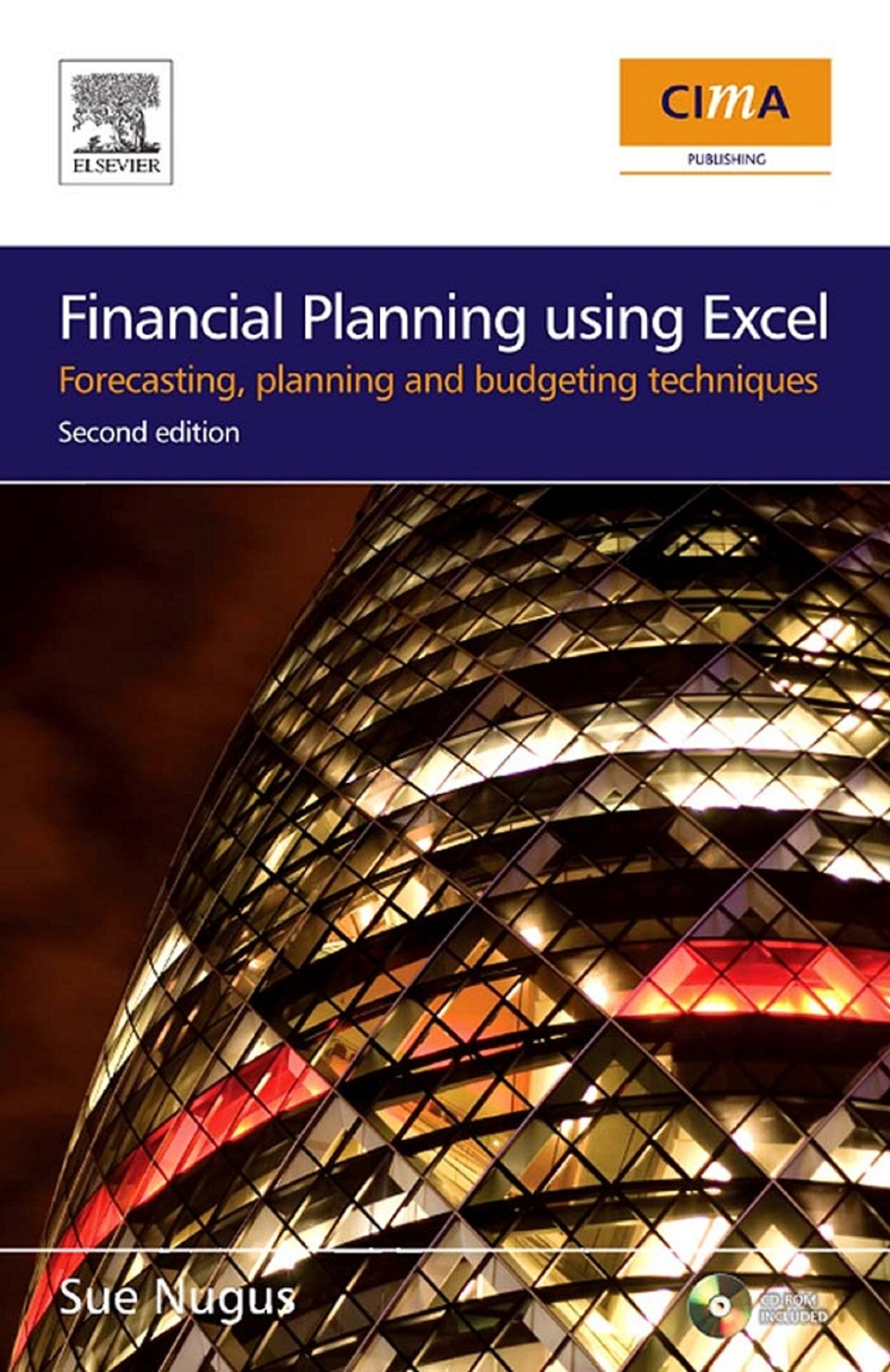 Download Ebook Financial Planning Using Excel (2nd ed.) by Sue Nugus Pdf
