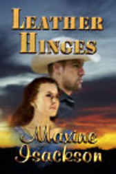 Leather Hinges by Maxine Isackson