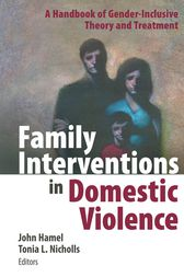 Family Interventions in Domestic Violence by John Hamel