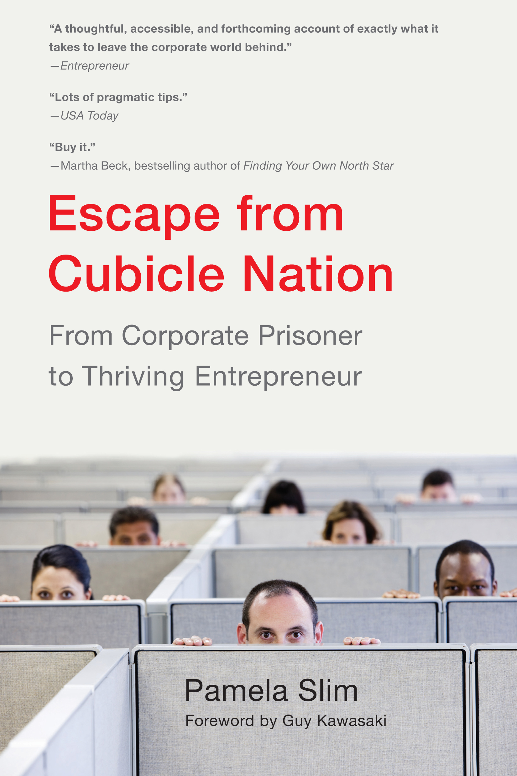 Download Ebook Escape From Cubicle Nation by Pamela Slim Pdf