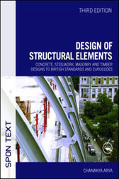 Design of Structural Elements by Chanakya Arya