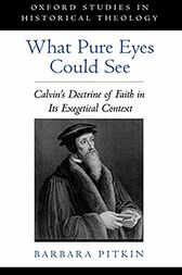 What Pure Eyes Could See by Barbara Pitkin