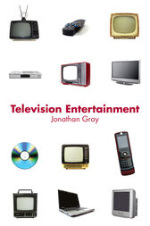 Television Entertainment by Jonathan Gray