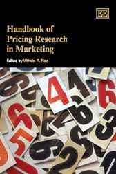 Handbook of Pricing Research in Marketing by V.R. Rao