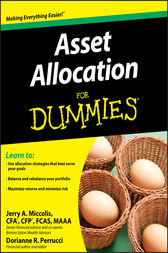 Asset Allocation For Dummies by Dorianne Perrucci