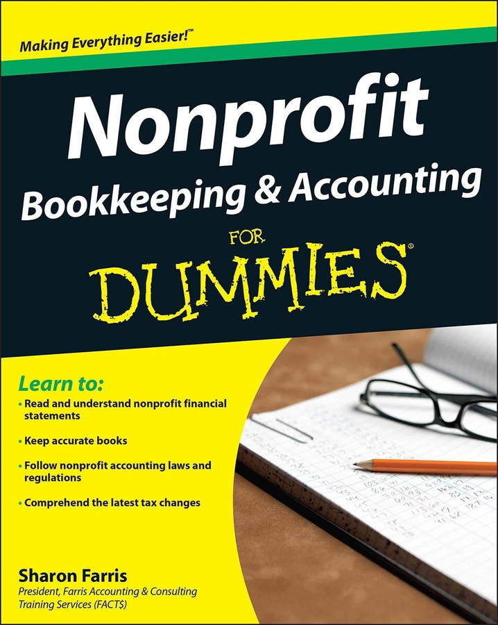 Download Ebook Nonprofit Bookkeeping and Accounting For Dummies by Sharon Farris Pdf