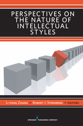 Perspectives on the Nature of Intellectual Styles by Robert J. Sternberg